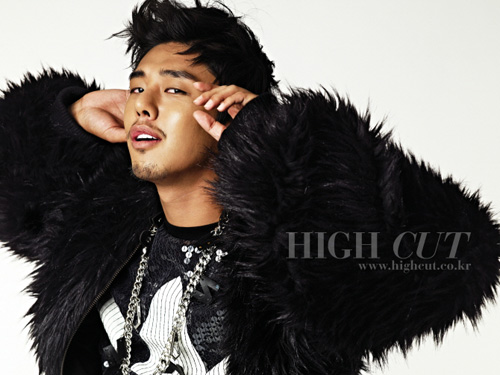 Style Scandal pour Yoo Ah-In: Photos