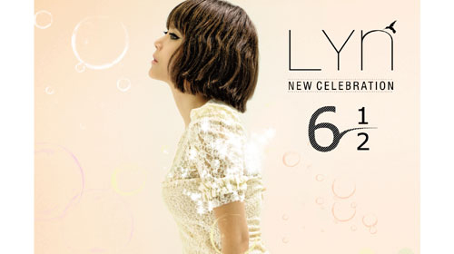 Album 6th New Celebration – Lyn – Track 02