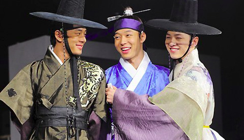 Sungkyunkwan Scandal – Entretien (High Cut)