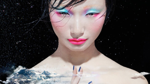 Chen Man : Color isBeautiful